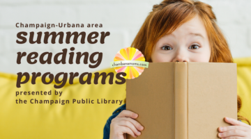 Champaign Urbana summer reading programs CPL