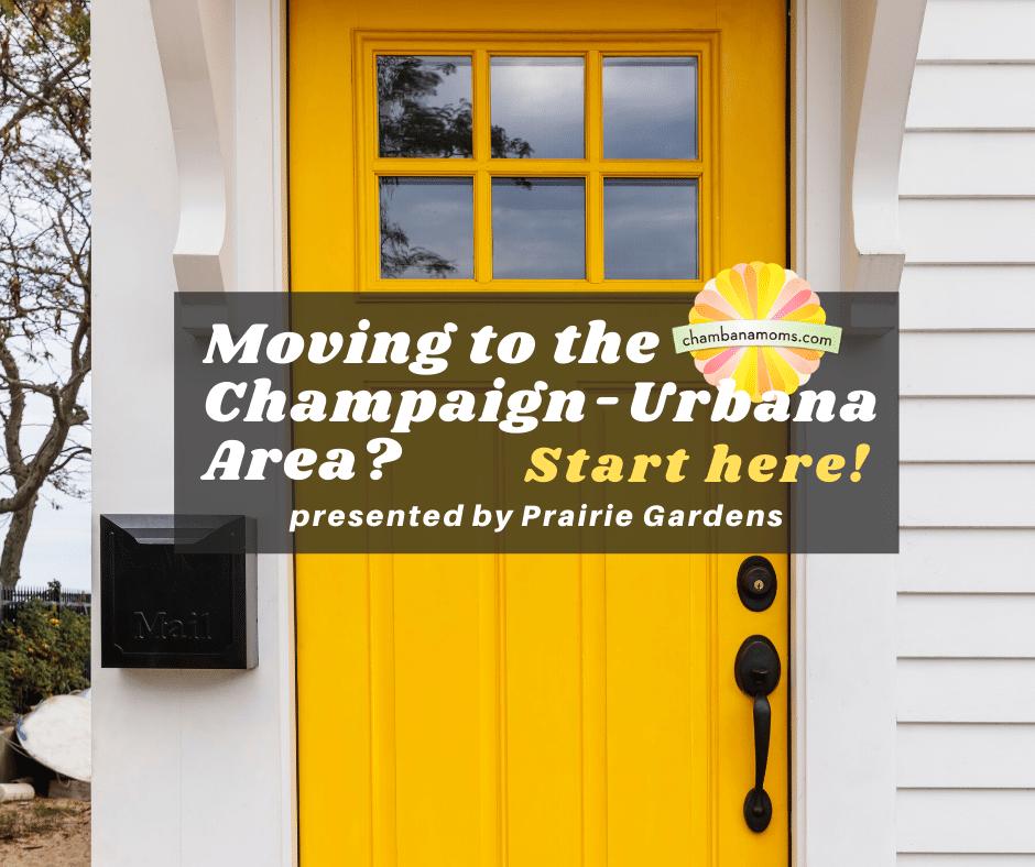 moving to champaign urbana