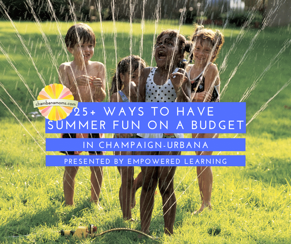 25 Ways to have fun on a budget in champaign urbana
