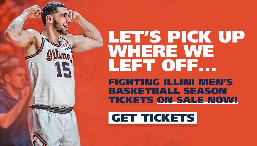 Fighting Illini Basketball Season Tickets