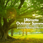 Ultimate Outdoor Summer in Champaign-Urbana