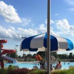 Hap Parker Family Aquatic Center in Rantoul