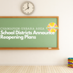 Champaign-Urbana Area School Districts Announce Reopening Plans