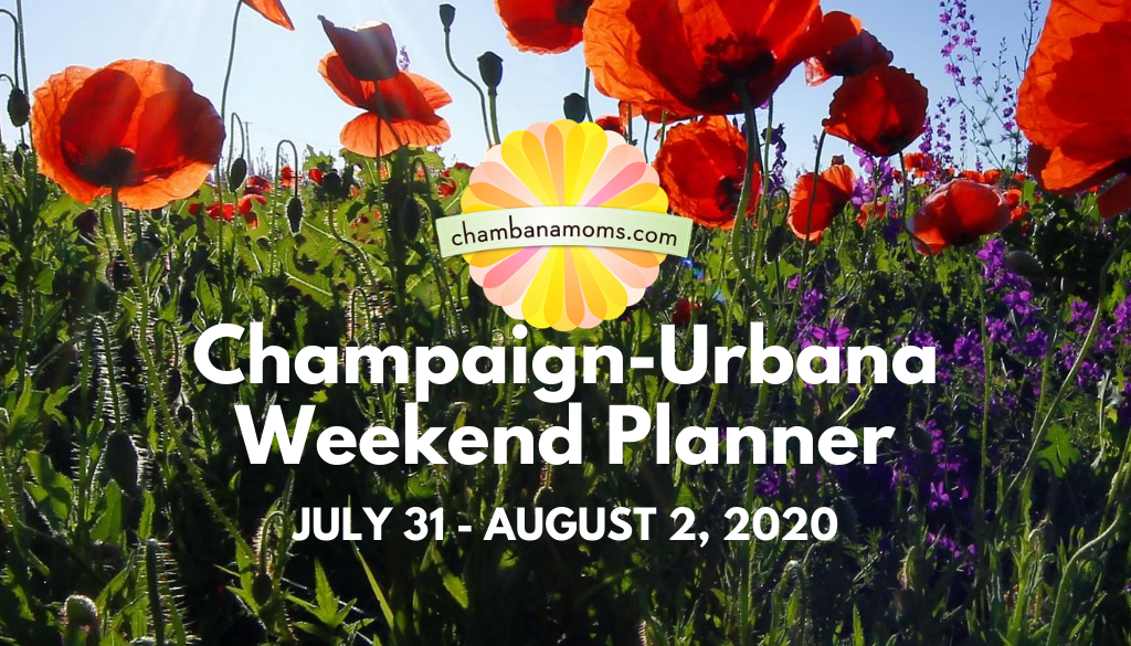 Champaign-Urbana Weekly Update July 31 - August 2