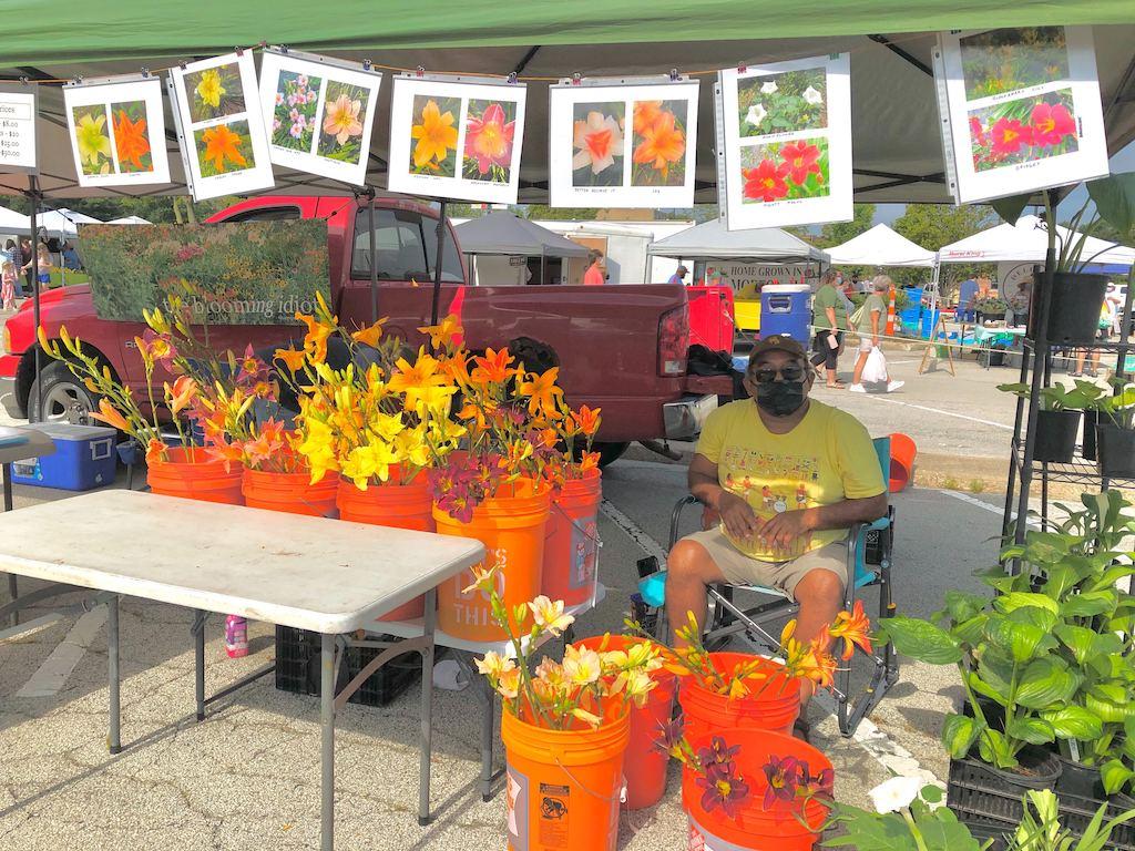 Blooming Idiot at Urbana Market