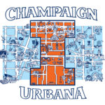 champaign urbana tote and tshirt design chambanaproud