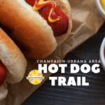 Champaign Urbana Area Hot Dog Trail