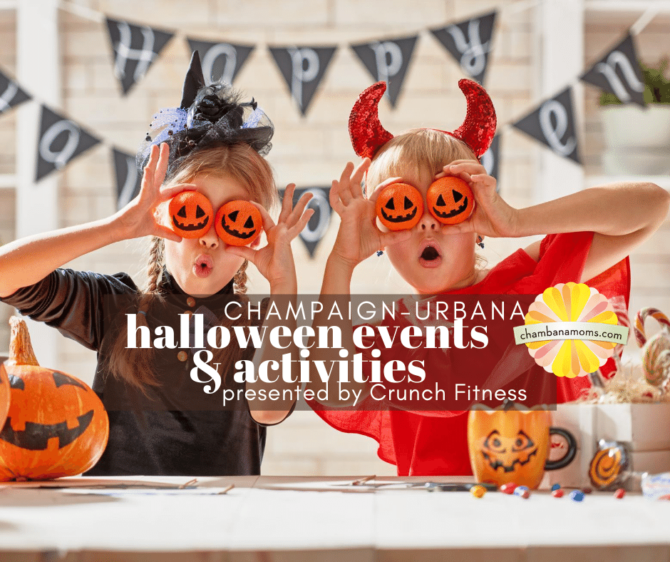 Kid Friendly Halloween Events 2020 Champaign Urbana Area Halloween Events and Activities