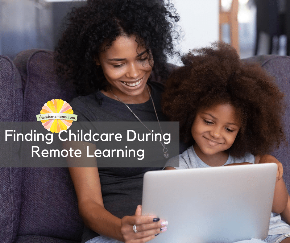 Finding Childcare During Remote Learning in Champaign-Urbana