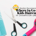 Where to Go for Kids Haircuts in Champaign-Urbana