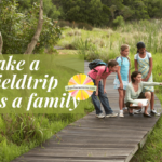 take a fieldtrip as a family