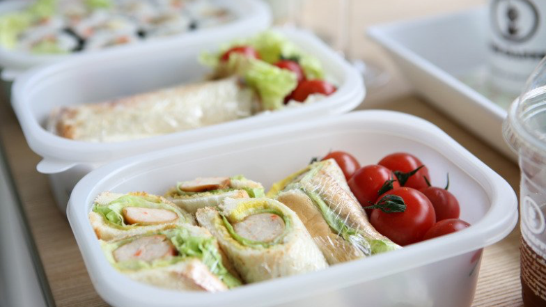 Summer Sandwich Lunches