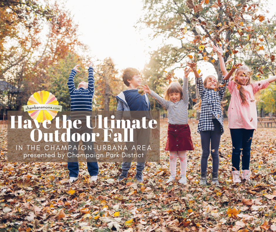 Have the Ultimate Outdoor Fall in the Champaign-Urbana Area