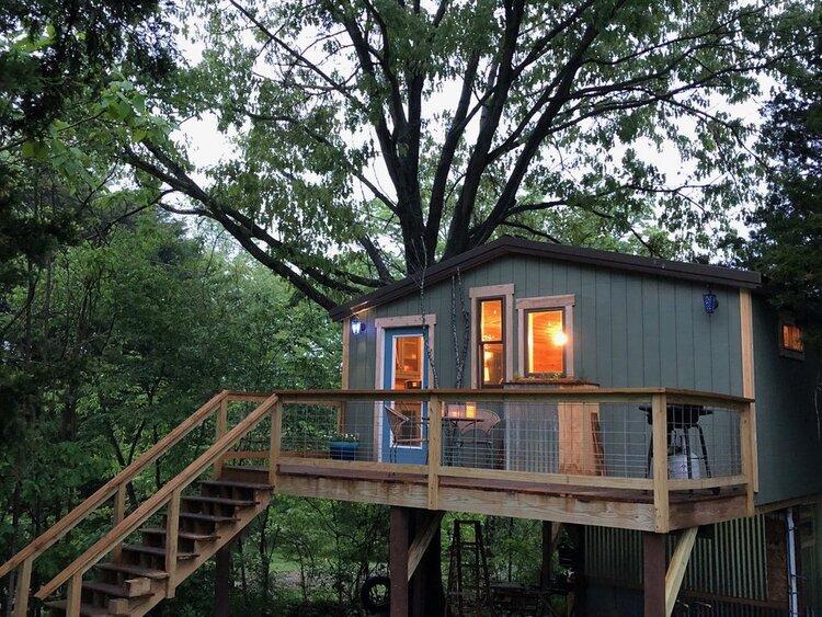 Jaybird Treehouse