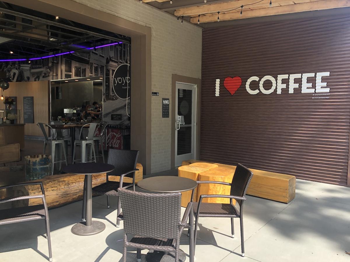 YoYo's Coffee in Mahomet