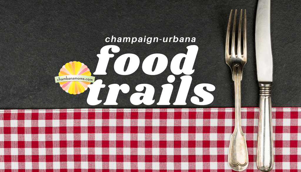 champaign urbana food trails