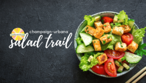 champaign urbana salad trail