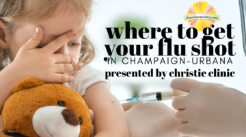 Where to get your flu shot in Champaign Urbana