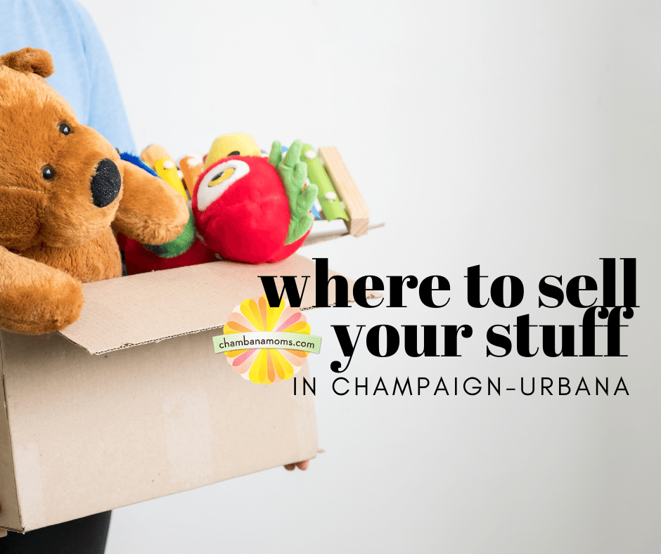 where to sell your stuff in champaign urbana