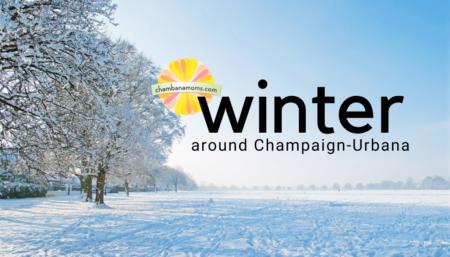 winter around champaign-urbana