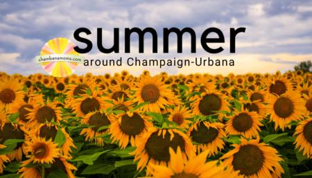 summer around champaign-urbana
