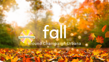 fall around champaign-urbana