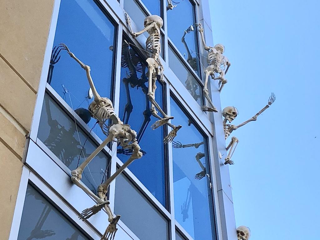 Eden skeletons