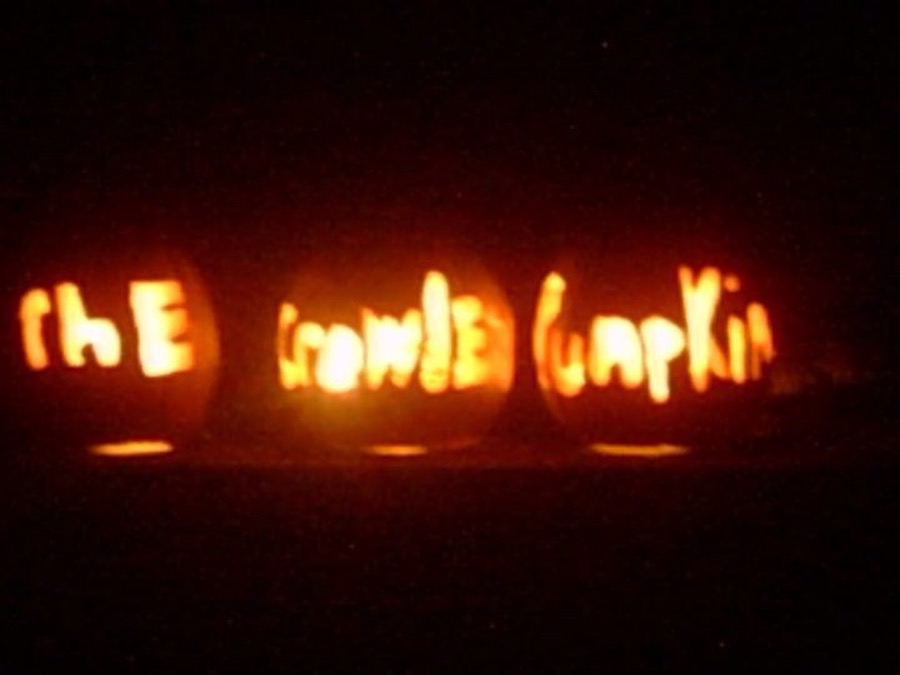 Crowley Pumpkin Glow