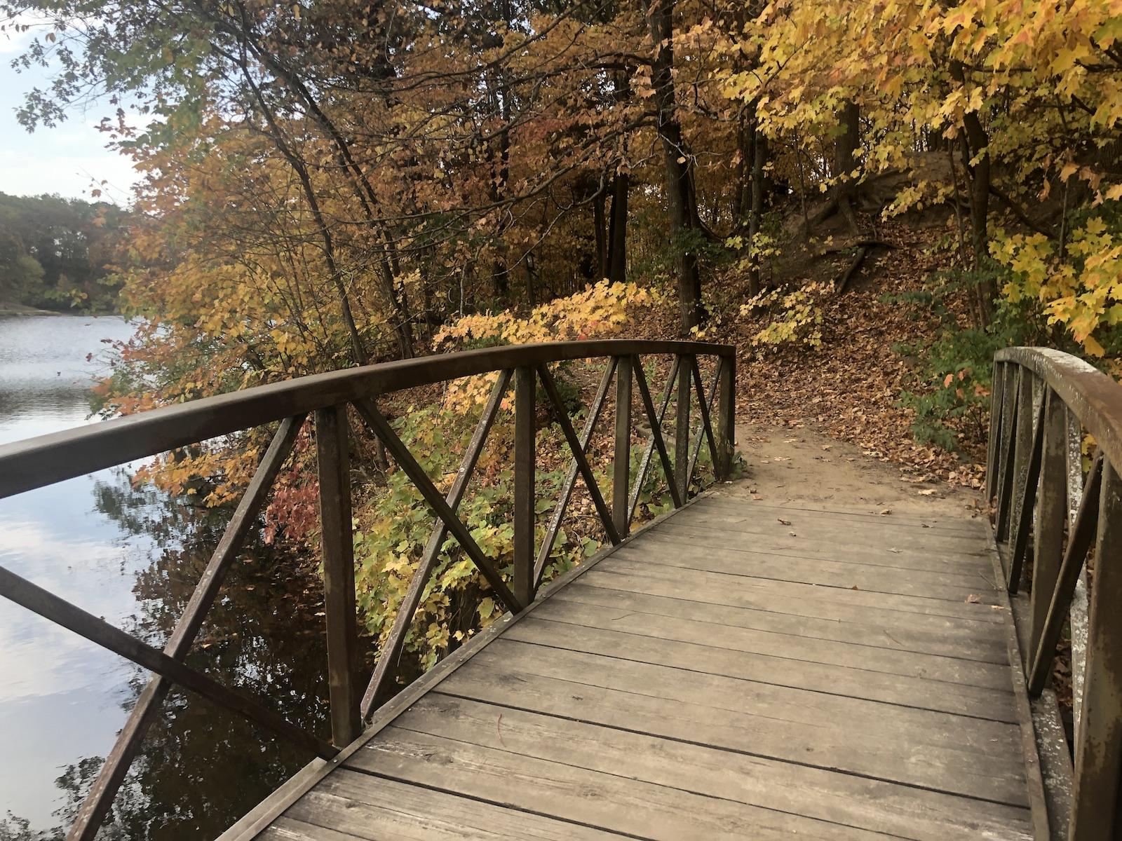 fall colors weldon springs