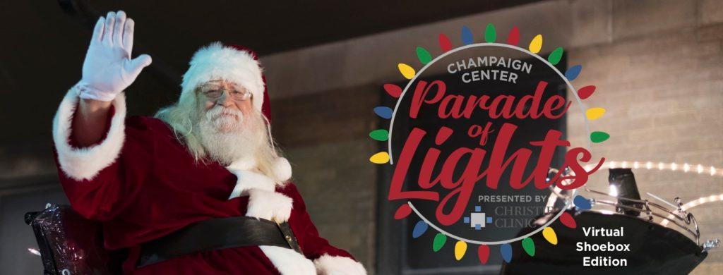 parade of lights virtual shoebox edition