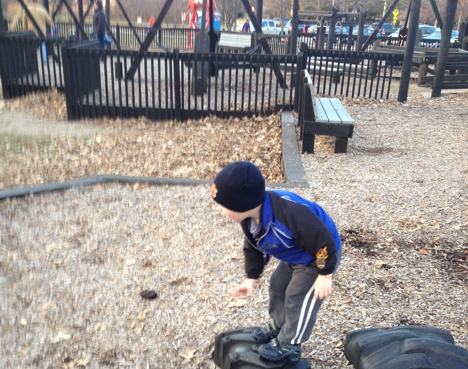 Meadowbrook park winter