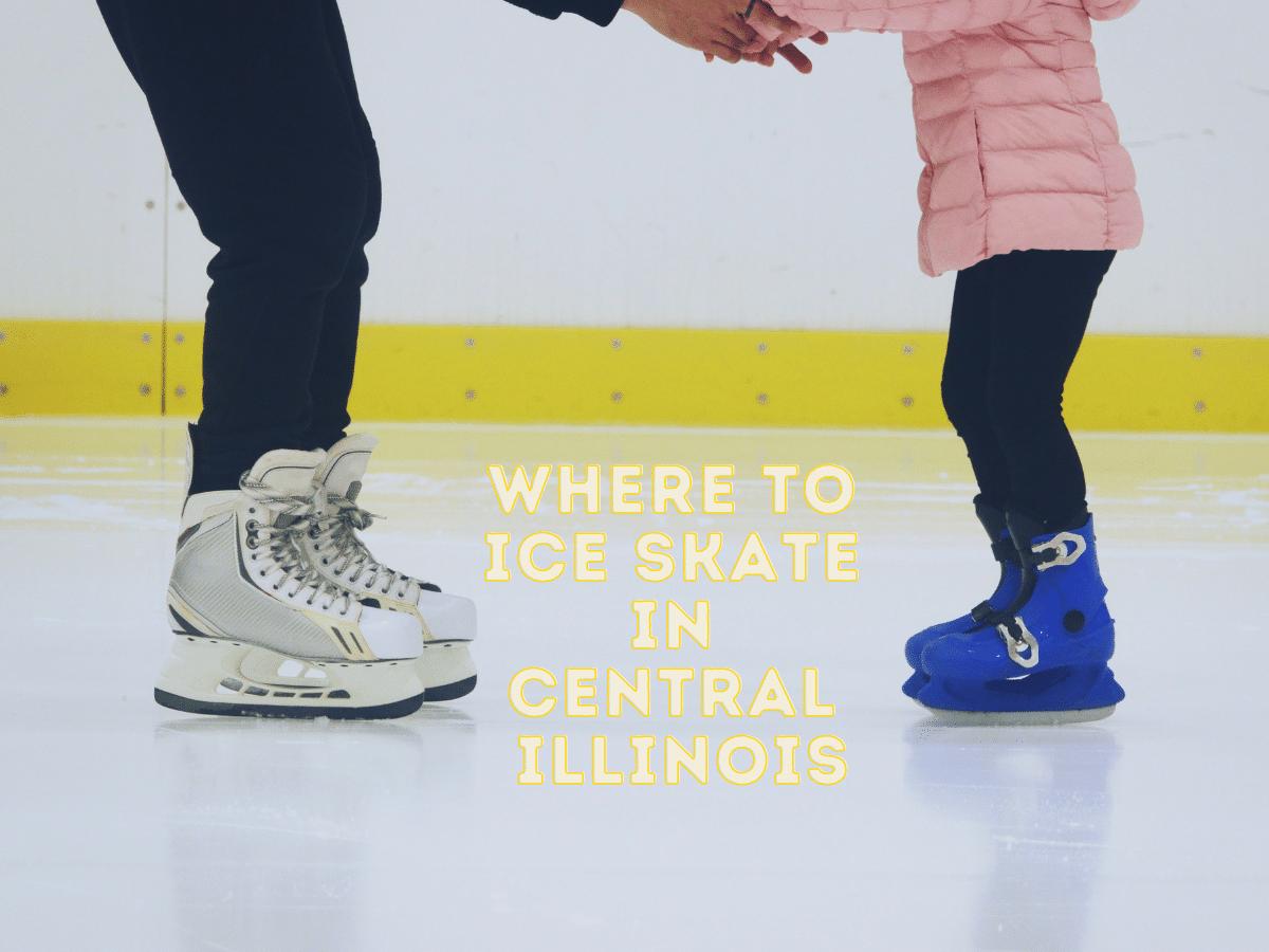 Where to ice skate (central illinois) springfield bloomington decatur peoria