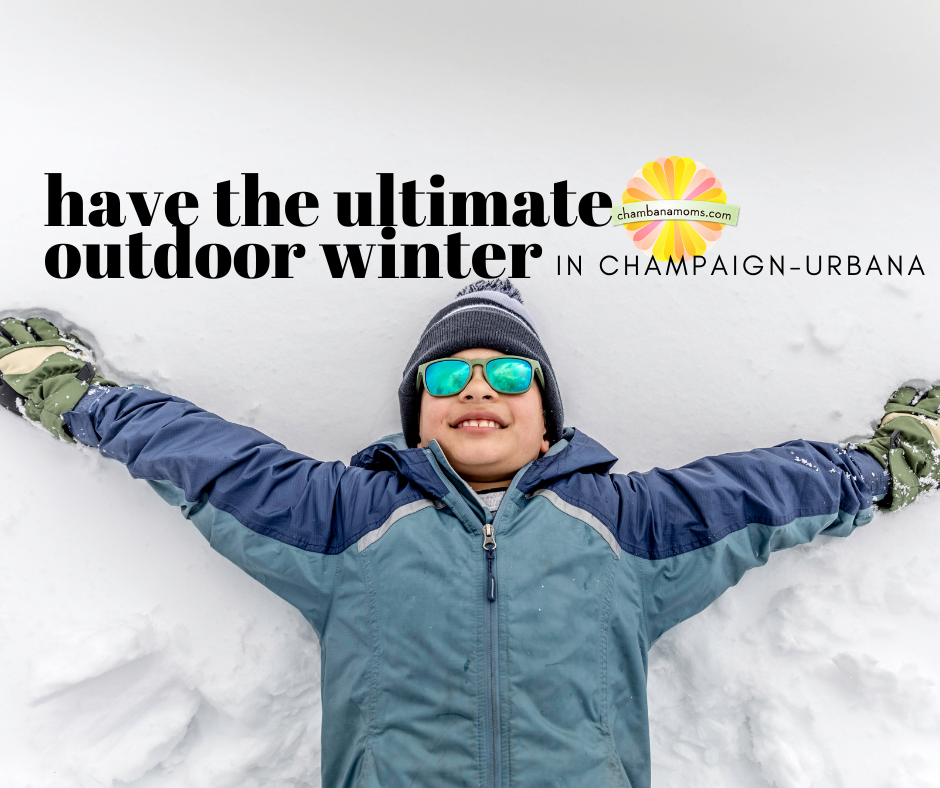 have the ultimate outdoor winter in champaign utbana