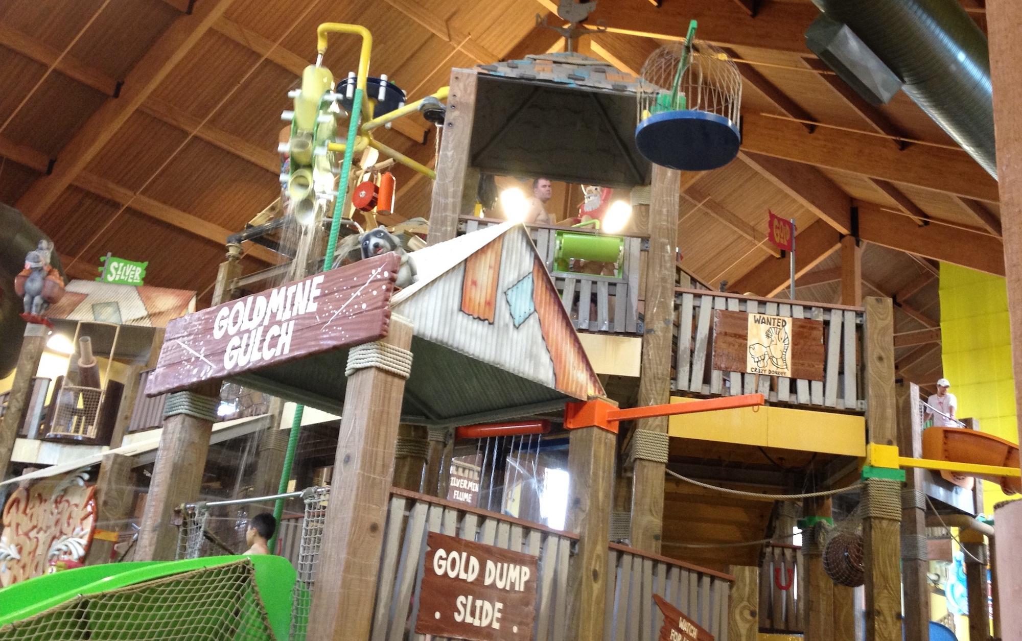 Indoor Waterpark in Wisconsin Dells