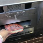 New Year, New Voice Champaign Library Book Drop