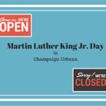 MLK Day Open and Closed