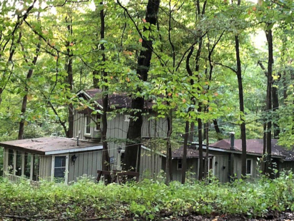 Ravine Cabin Indiana