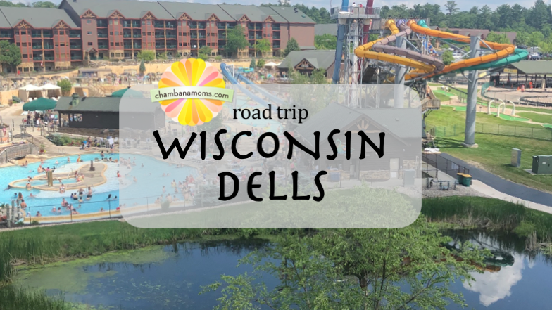 Road Trip to Wisconsin Dells