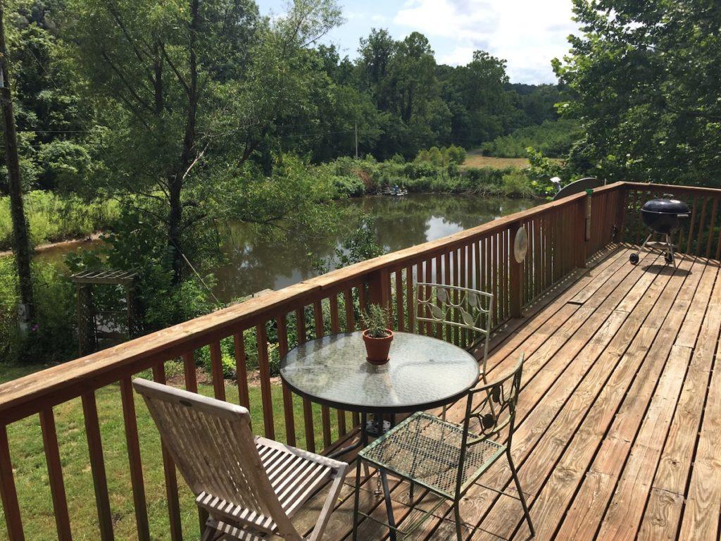 hutchins creek cabin
