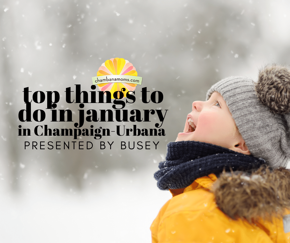 The Top Things to Do in January in Champaign-Urbana
