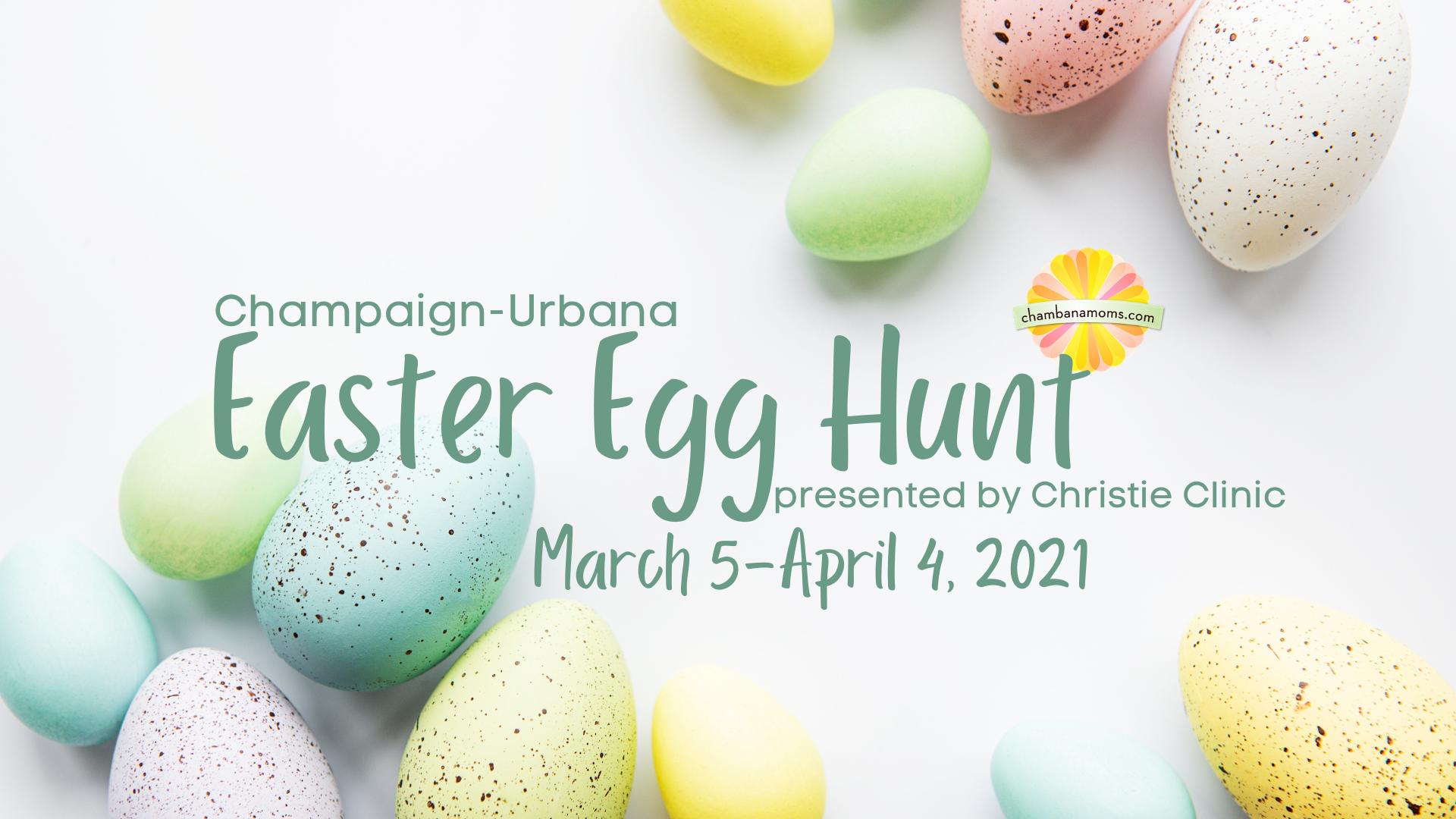 C-U Easter Egg Hunt 2021
