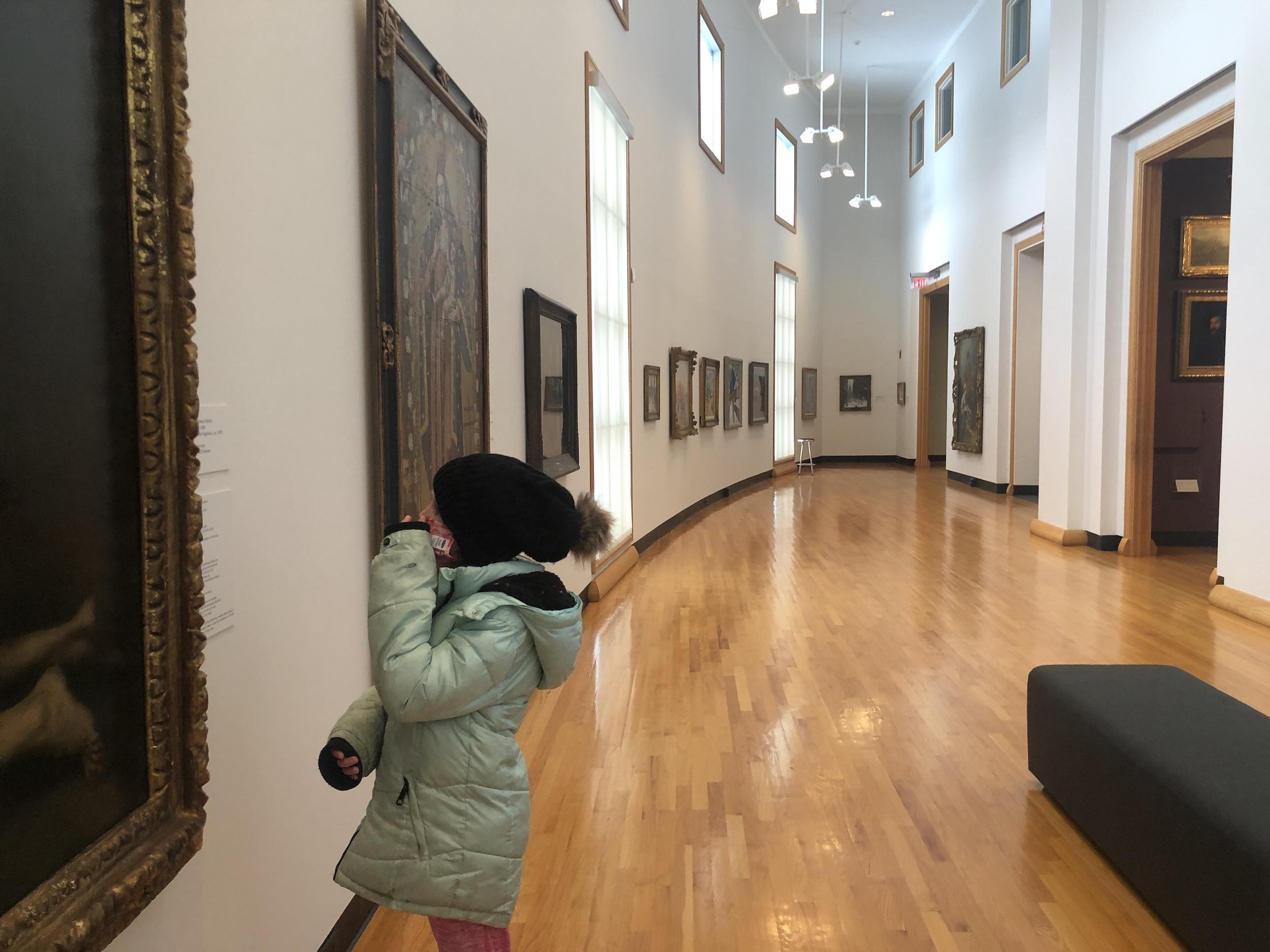 Krannert Art Museum Gallery