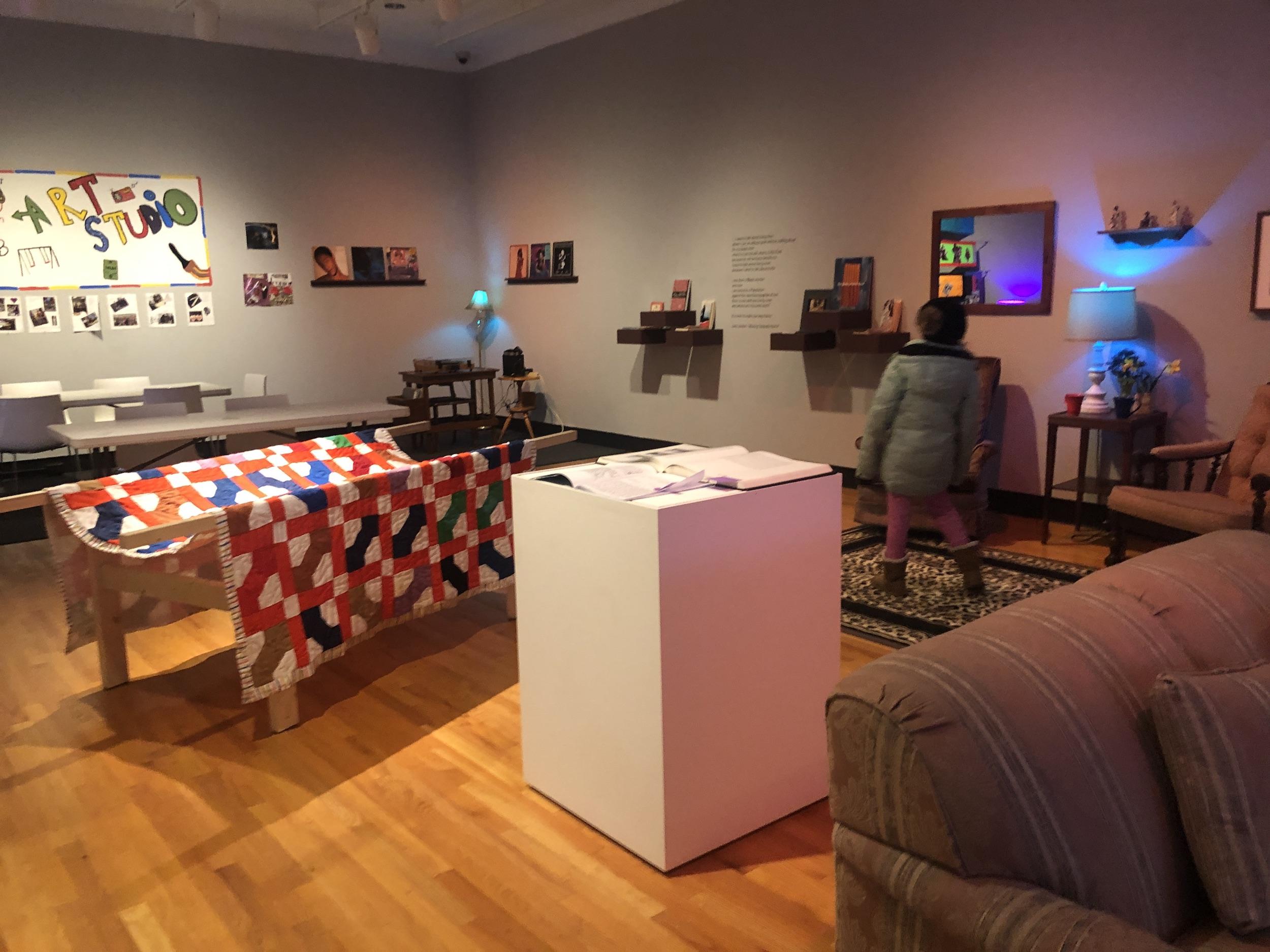 Art Studio at Krannert Art Museum