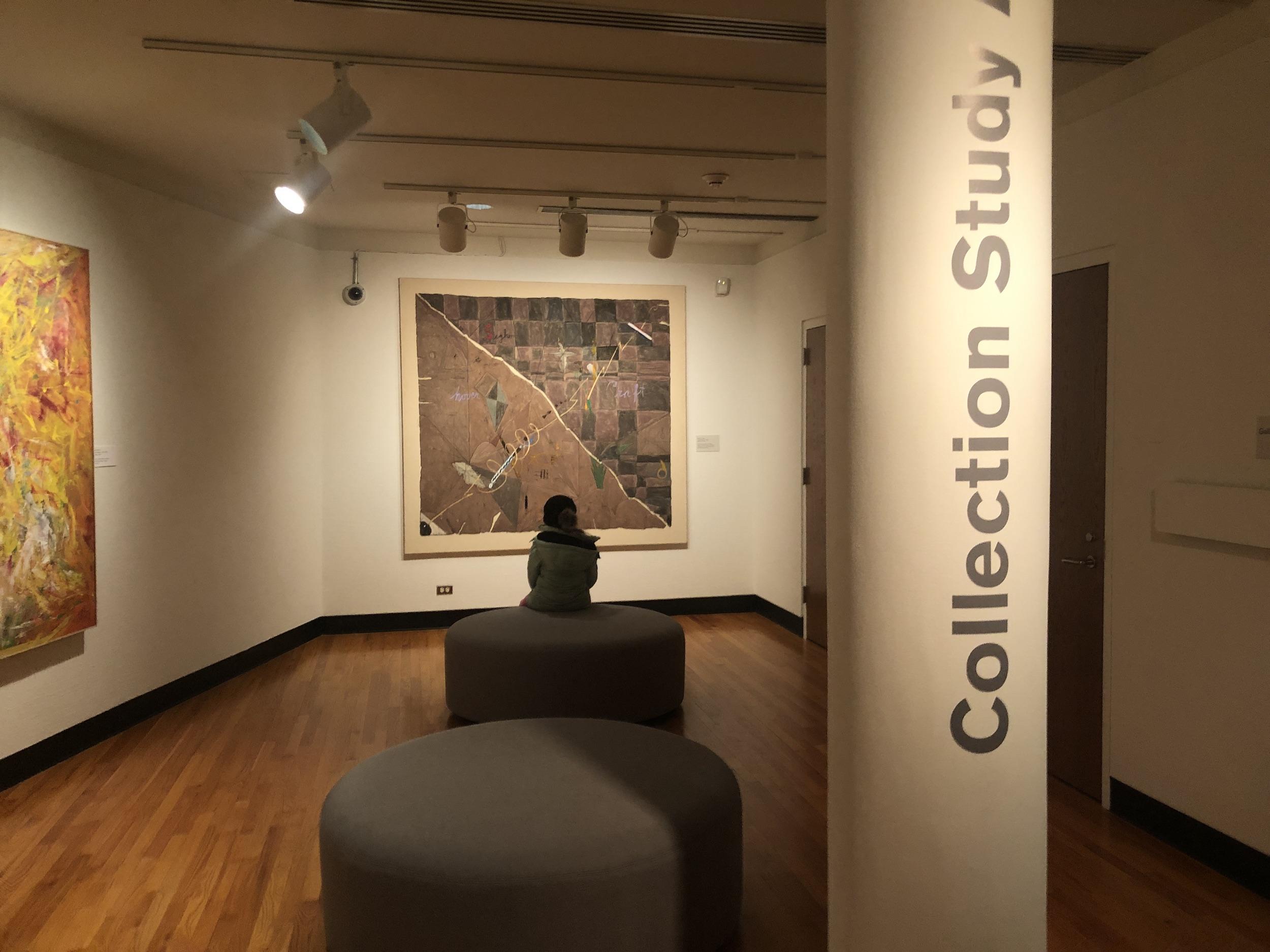 Studying Art at Krannert Art Museum