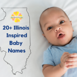 illinois inspired baby names