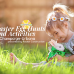 easter egg hunts and activities presented by rector construction