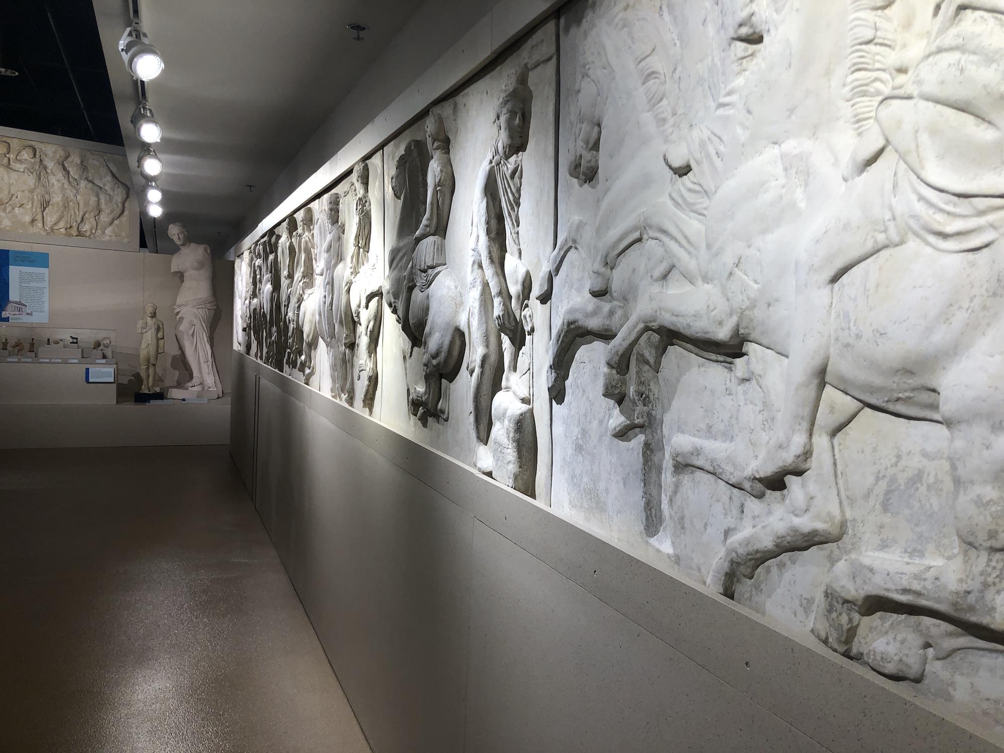 exhibits at spurlock museum