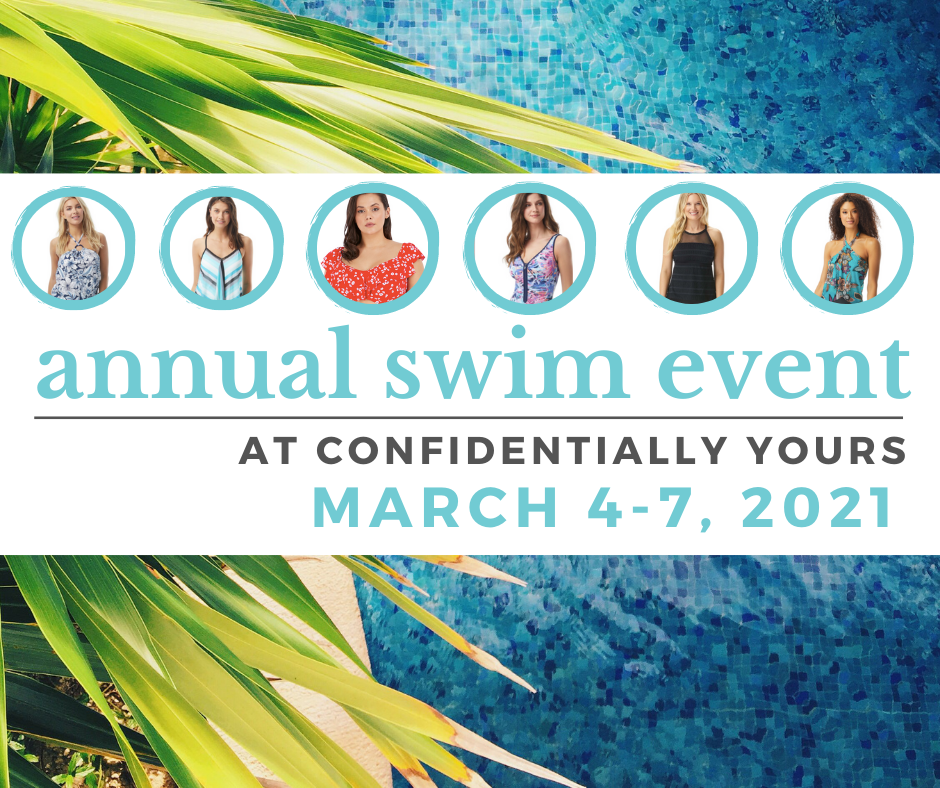 Confidentially Yours Swim Event