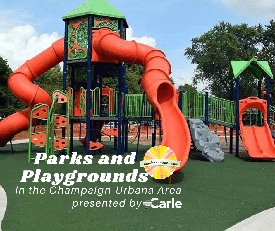 Parks and Playgrounds in the Champaign Urbana Area