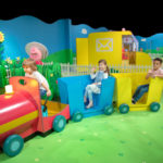 Peppa Pig World of Play at Grapevine Mills Mall in Grapevine, Texas